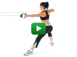 Feature iFlow Exercise: Archer with Chest Fly